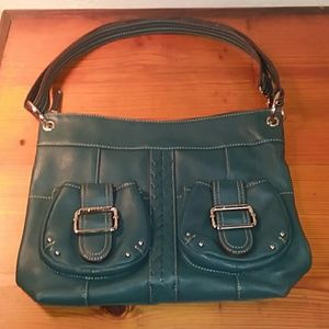 Tignanello Leather Satchel